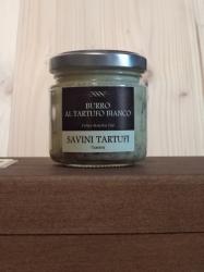 Burro al Tartufo Bianco 80gr Savini Toscana
