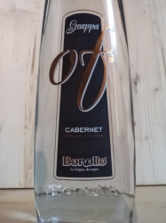 "Grappa OF Cabernet ""Bonollo"""