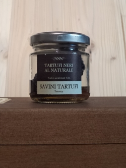 Tartufi Neri al Naturale 15gr Savini toscana