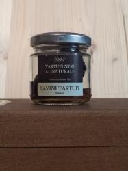 Tartufi Neri al Naturale 50gr Savini toscana